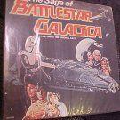 Battlestar Galactica saga of LP  MCA3078