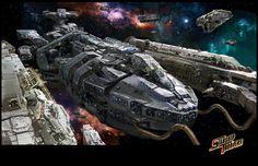 Starship Troopers by uncannyknack on deviantART