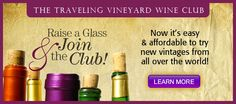 Monthly Wine Club is a great way to continue tasting at home! $29.95 +s/h www.Hooray4wine.com 'Shop my Cellar'