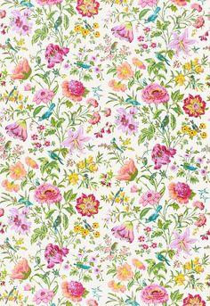 Avondale Floral Meadow by F Schumacher