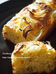 玉ねぎとじゃがいものケークサレ by 紀子 / レシピサイト「Nadia | ナディア」プロの料理を無料で検索