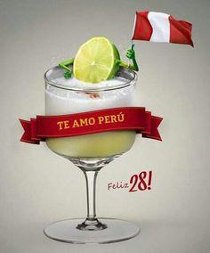 Felices Fiestas Patrias mi querido PERU.....