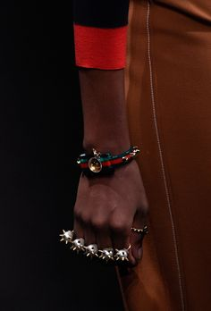 Jewelry Trends from Fall 2016 Fashion Month: See the Top Runway Styles…