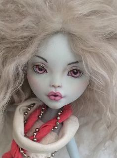 Monster high Ever after high Doll Repaint Commission