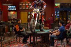 Motocross Casino Freestyle - Nitro Circus