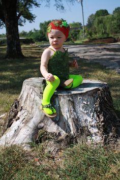 Baby Poison Ivy
