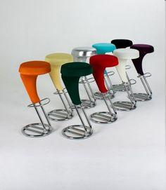 Z-Bar Hocker - Stretchhusen in vielen Farben