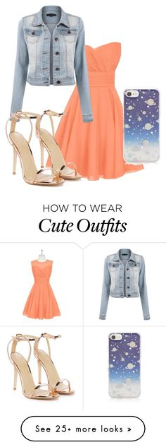 """Cute Date Outfit!"" by poochie-lover on Polyvore featuring Nasty Gal"