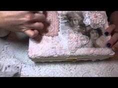 Shabbylishious trinket box