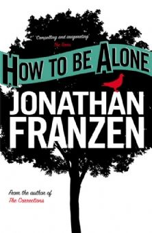 Jonathan Franzen. Designed by Richard Bravery.