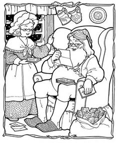 printable coloring pages for merry christmas christmas coloring ... - Detailed Christmas Coloring Pages