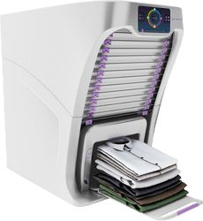 Spend more time with your loved ones and hand over your laundry folding to FoldiMate, the robotic laundry folding machine. Reserve yours today!