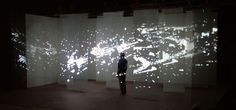 Continua in Light: Video Installation by Cheryl Calleri and Thekla Hammond