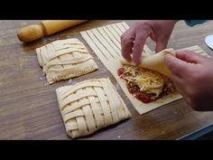 YouTube Ramadan Desserts, Greek Desserts, Finger Food Appetizers, Appetizer Recipes, Snack Recipes, Beautiful Pie Crusts, Middle East Food, Arabian Food, Food Garnishes