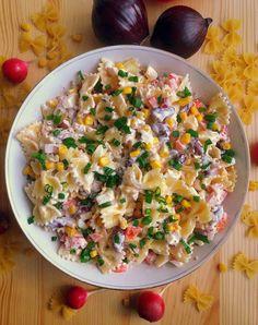 Pasta Salad, Risotto, Potato Salad, Grilling, Potatoes, Hot, Ethnic Recipes, Crab Pasta Salad, Crickets
