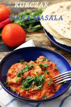 Tikki Masala, Chicken Tikka Masala, Indian Food Recipes, Good Food, Fun Food, Food Porn, Food And Drink, Healthy Eating, Tasty