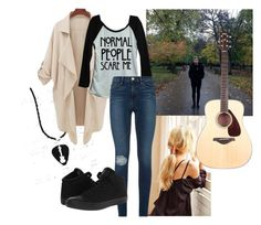 """""""Luke playing for you"""" by violetedison on Polyvore"""
