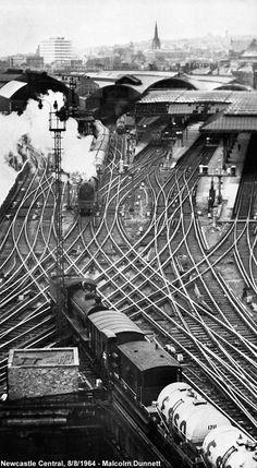 Steam Portfolio - Decline of Steam 2 British Rail, British Isles, Steam Trains Uk, Model Warships, Model Railway Track Plans, Old Train Station, Railroad History, Rail Transport, Steam Railway