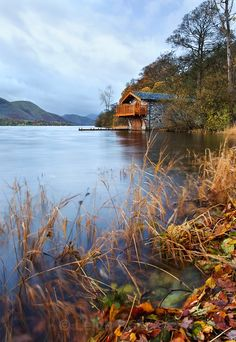 Autumn at Ullswater - Lake District, England