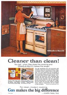 All sizes | O'Keefe & Merritt - 19651200 McCall's | Flickr - Photo Sharing!