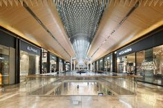 Skylight shading at Eastland Stage 5 | Buchan Group