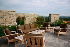 Panoramic Backdrop: Country Elan Building Code, Outdoor Furniture Sets, Outdoor Decor, Backdrops, Country, Projects, Home Decor, Log Projects, Homemade Home Decor