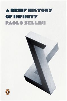 A Brief History of Infinity. Cover design by David Pearson.