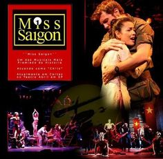 Places - Miss Saigon, Broadway, at theaters in London