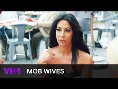 Mob Wives   Renee Catches Up With Carla   VH1 - YouTube