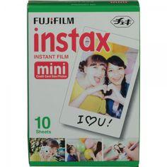 Fuji instax mini Instant Color Film (10 Shots)