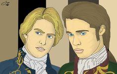 Lestat And Luis