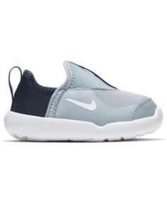 Nike Toddler Boys' Lil' Swoosh Athletic Sneakers from Finish Line - Blue 9 Toddler Boy Sneakers, Toddler Boys, Boys Nike, Childrens Shoes, Shoe Size Chart, Baby Clothes Shops, Kid Shoes, Boy Fashion, Baby Shop