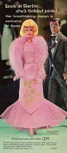 Barbie — 1966