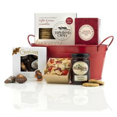 Impress all of your loved ones with a thoughtful hamper from Virginia Hayward. We sell food and drinks hampers that make the perfect gift for friends, family, or colleagues. Christmas Hamper, Christmas Gifts, Traditional Hampers, Luxury Hampers, English Breakfast Tea, Strawberry Preserves, Gift Hampers, Toffee, Pecan