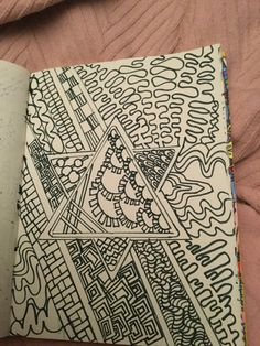 Seen doodle by Shirley ! Doodle journal