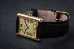 Vintage Must de Cartier Tank