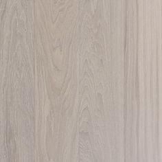 Børstet og hvitlakkert eikegulv fra Skattkammeret
