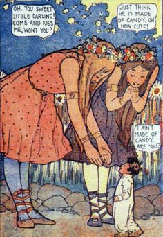 Winsor McCay - Little Nemo in Slumberland (1906)*1500 free paper dolls for Christmas at artist Arielle Gabriels The International Paper Doll Society and also free Asian paper dolls at The China Adventures of Arielle Gabriel *