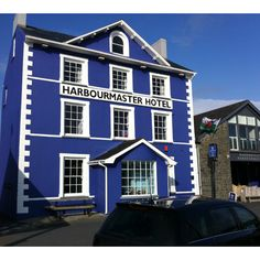 harbourmaster hotel at aberaeron