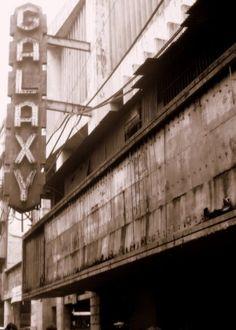 Galaxy Theater Filipiniana, Pinoy, Manila, Fallout, Philippines, Theater, History, Vintage, Historia