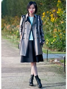 Killer Trench - Marie Claire.