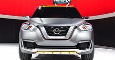 'Futuro' SUV deve ser 1º carro brasileiro que Nissan exportará