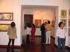 Exposición Sala del Cabildo de El Hierro · 2005