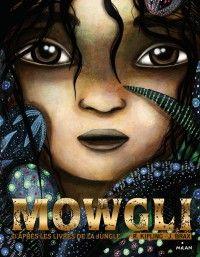 Couverture «Mowgli – le livre de la jungle»