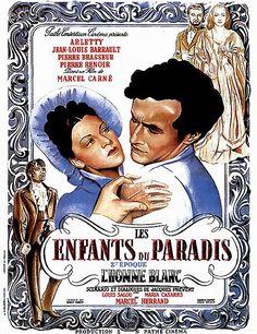 Les enfants du paradis, de Marcel Carné (1945) http://www.allocine.fr/film/fichefilm_gen_cfilm=182.html