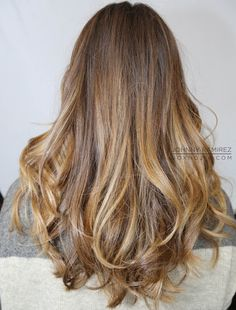 Balayage hair- Lets give it a try shall we?? I wanna do my hair like this so badly