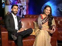 Ranveer & Sonakshi's top 5 monsoon songs http://ndtv.in/10dY7mp