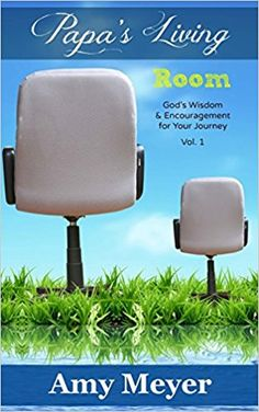 Papa's Living Room: Wisdom & Encouragement for Your Journey (Volume 1): Amy Meyer: 9781493685707: Amazon.com: Books