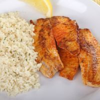 slow cooker barbecue fish fillets