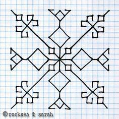 De Karnataka, Kasuthi ou Kasooti, ou Kashida, como é chamado no norte da India, de acordo com o que li  aqui  é a forma mais antiga de bord...